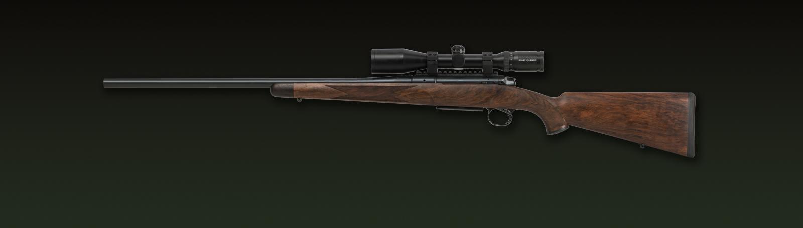 HEYM High-Performance Precision Rifle (HPPR)